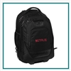 OGIO Wheelie Backpack 411066 with Custom Embroidery, OGIO Custom Backpacks, OGIO Branded Backpacks