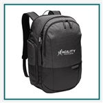 OGIO Rockwell Backpack 411072 with Custom Embroidery, OGIO Branded Backpacks, OGIO Promotional Backpacks