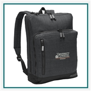 OGIO Sly Pack Backpack 411086 with Custom Embroidery, OGIO Branded Backpacks, OGIO Corporate & Group Sales