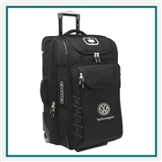 OGIO Canberra 26 Travel Bag 413006 with Custom Embroidery, OGIO Custom Travel Bags, OGIO Corporate Logo Gear