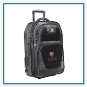 OGIO Kickstart Travel Bag Custom Embroidered