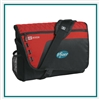 OGIO Vault Messenger Bag 417012 with Custom Embroidery, OGIO Branded Messenger Bags, OGIO Promotional Messenger Bags