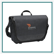 OGIO Sly Messenger Bag 417041 with Custom Embroidery, OGIO Promotional Bags, OGIO Corporate Logo Gear