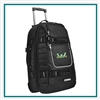 OGIO Pull Through Travel Bag 611024 Custom Embroidered, OGIO Branded Travel Bags, OGIO Promotional Luggage