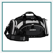OGIO All Terrain Duffel Bag 711003 with Custom Embroidery, OGIO Custom Duffel Bags, OGIO Corporate Logo Gear
