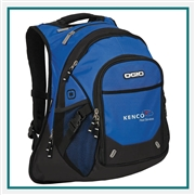 OGIO Fugitive Backpack 711113 with Custom Embroidery, OGIO Branded Backpacks, OGIO Corporate / Group Sales