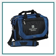 OGIO Corporate City Corp Messenger Bag 711207 with Custom Embroidery, OGIO Customized Messenger Bags, OGIO Corporate Logo Gear