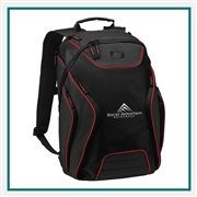 OGIO Hatch Pack 91001 with Custom Embroidery, OGIO Custom Backpacks, OGIO Corporate Logo Gear