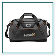 OGIO Catalyst Duffel Bag 95001 with Custom Embroidery, OGIO Promotional Duffel Bags, OGIO Corporate & Sales