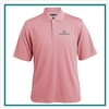 Pebble Beach Horizontal Texture Polo Custom Embroidery