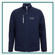 Pebble Beach Men's Full Zip Knit Jacket Custom Branded