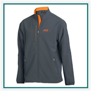 Pebble Beach Full Zip Woven Jacket Custom Embroidered