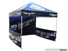 10 x 10 Aluminum Popup Tent Full Color