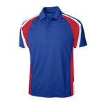 Sport Tek Tricolor st654 Polo Custom
