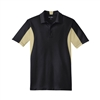 Sport-Tek Men's Side Blocked Micropique Sport-Wick Polo ST655, Sport-Tek Promotional Polo Shirts, Sport-Tek Custom Logo