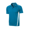 Sport-Tek Men's PosiCharge Micro-Mesh Colorblock Polo ST685 with Custom Embroidery, Sport-Tek ST685 Custom Embroidered, Sport-Tek ST685 Custom Logo, Promotional Sport-Tek Polo Shirts