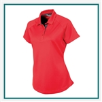 Sunice Ladies' Jill Coolite Essential Polo, Sunice Embroidered Golf Apparel, Sunice Corporate Apparel Suppliers, Sunice Apparel Best Price
