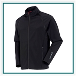 Sunice Men's Hanson Convertible Water-Repellent Softshell Jacket S32001, Sunice Branded Softshell, Sunice Corporate & Group Sales
