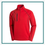 Sunice ALLENDALE Men's Thermal Pullover S77000,  Sunice Embroidered Golf Apparel, Sunice Corporate Apparel Suppliers, Sunice ASI Supplier, Sunice Apparel Best Price