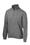 Sport-Tek Men's Tall 1/4-Zip Sweatshirt TST253 with Custom Embroidery, Sport-Tek TST253 Custom Embroidered, Custom Embroidered Sport-Tek Sweatshirts, Sport-Tek Custom Apparel