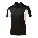 Sport-Tek Tall Side Blocked Polo Custom