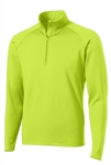 Sport Tek Tall Stretch Pullover Custom