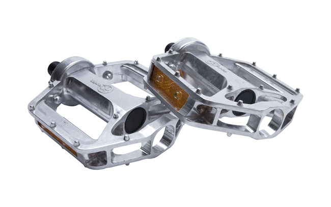 LED Light Up Aluminum Pedals