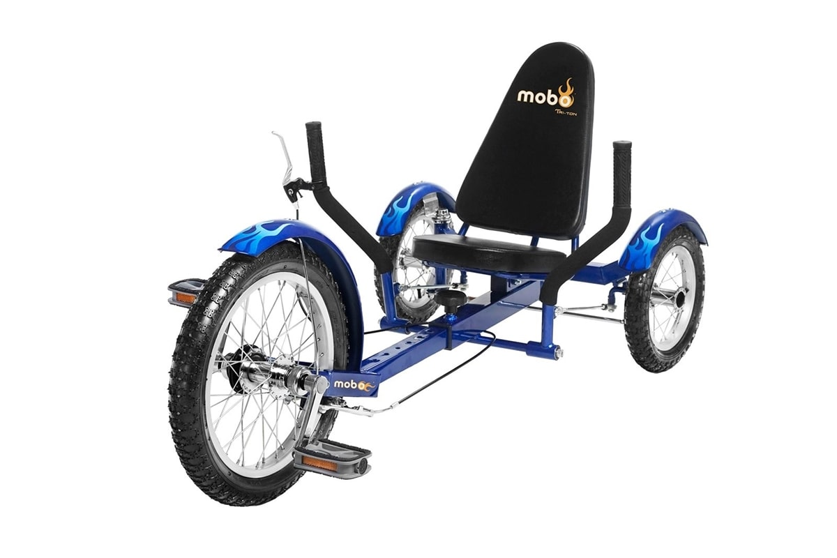 adult bike recumbant wheel for Three