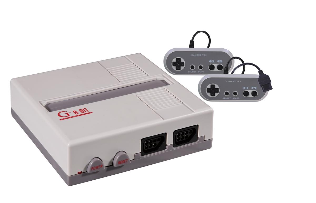 8 Bit Entertainment System Larger Photo
