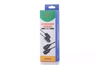 N64 Controller Extension Cable Two-Pack
