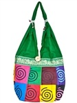 Wholesale Spiral Cotton Shoulder Bag
