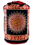 Wholesale Om with Gayatri Mantra Backpack