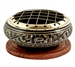 Wholesale Brass Screen charcoal Burner