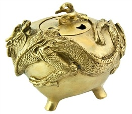 Wholesale Dragon Censer Burner