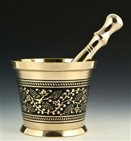 Wholesale Brass Mortar & Pestle