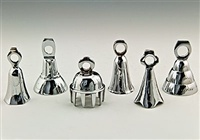 "2.5"" Assorted Chrome Bells"