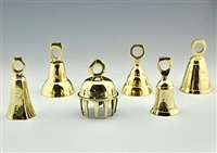 "3"" Assorted Brass Bells"