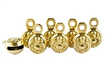 Wholesale Lord Ganesh Brass Ghungroo Bells