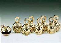 Wholesale Pentacle Brass Ghungroo Bells
