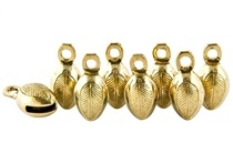 Wholesale Acorn Brass Ghungroo Bells