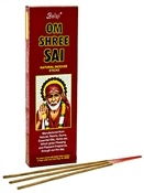Wholesale Balaji Om Shree Sai Natural Incense