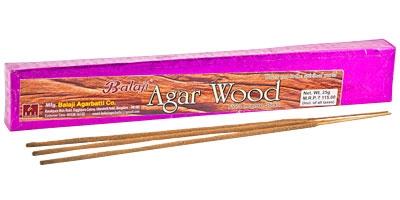 BL112B Balaji Agarwood Incense - 25 Gram Pack