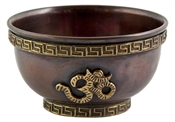 Wholesale Copper Offering Bowl