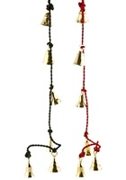 Wholesale Brass Bells on Cord