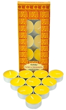 Wholesale Goloka Nag Champa Tea Light