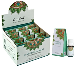 Wholesale Goloka Egyptian Jasmine Aroma Oil