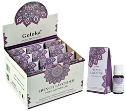 Wholesale Goloka French Lavender Aroma Oil