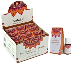 Wholesale Goloka Sri Lankan Cinnamon Aroma Oil
