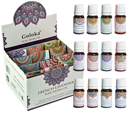 Wholesale Goloka Assorted Aroma Oil