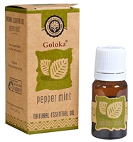 Wholesale Goloka Mint Natural Essential Oil
